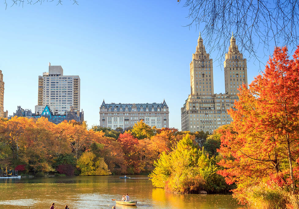 CMSPage Things We Love | Fall in New York City IMAGE 01