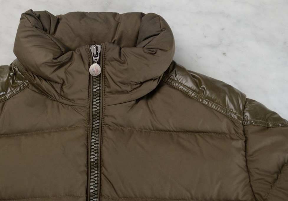 before & after | lindsey's moncler jacket