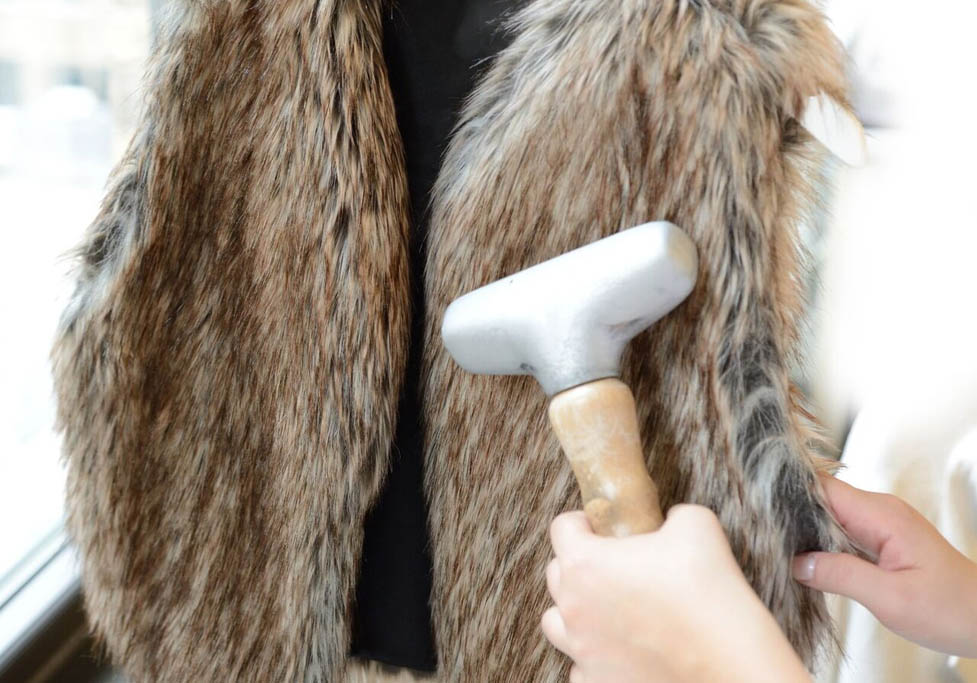 how to clean & wash faux fur: coats, jackets & more | the laundress