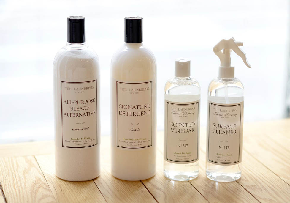 4 ways the laundress does eco-friendly cleaning better