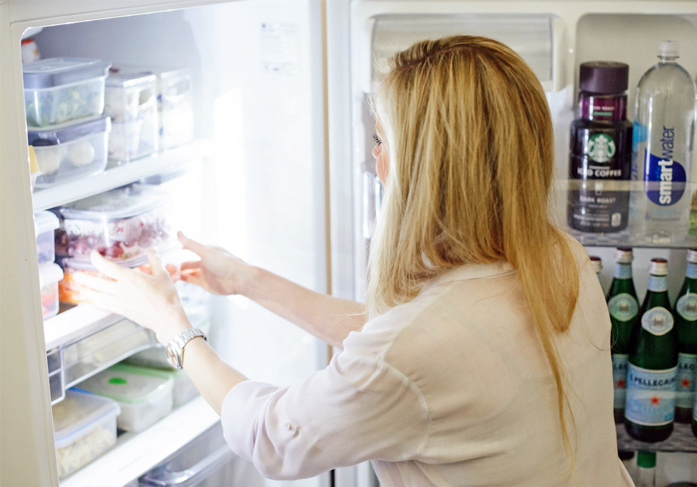 how-to | organize your fridge