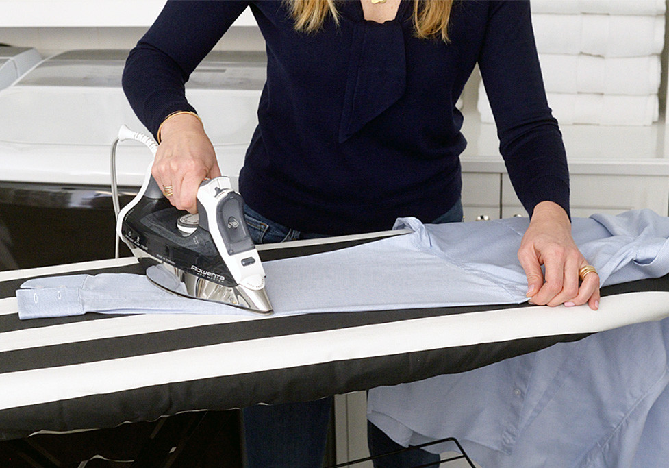 How-To Iron Dress Shirts and Pants