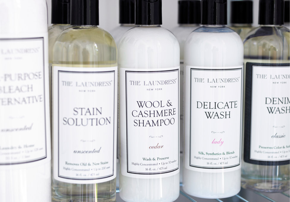 The Eco Friendly Benefits of The Laundress