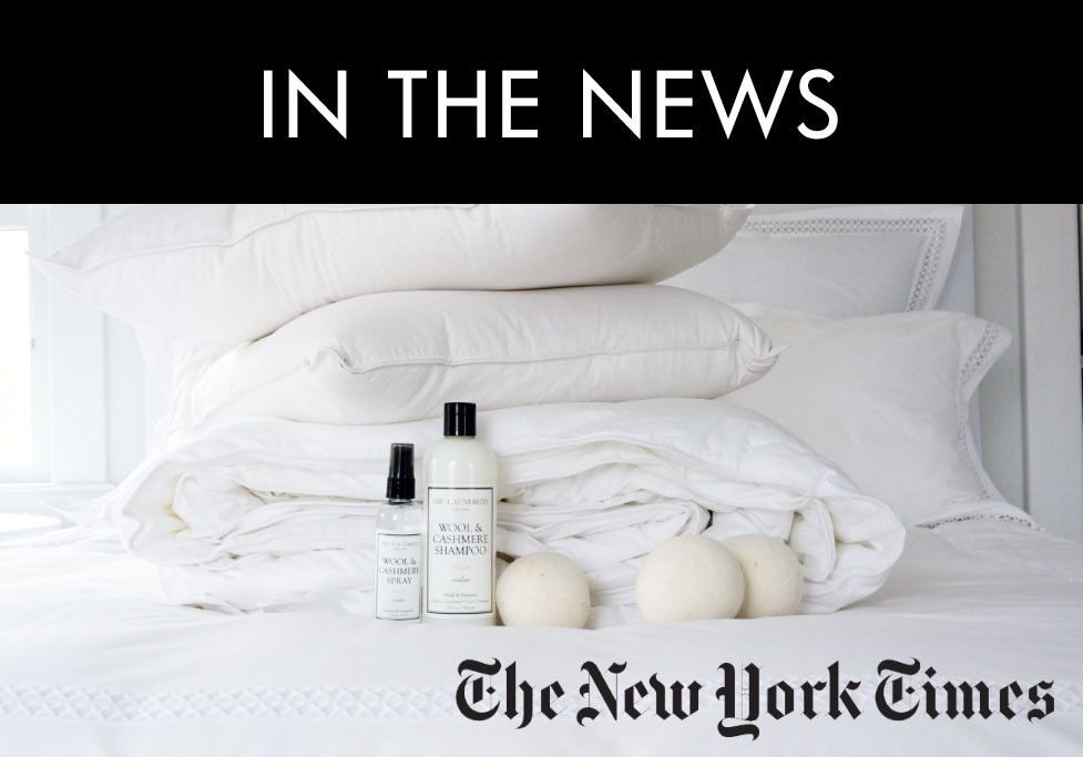 new york times' solution to dry cleaning