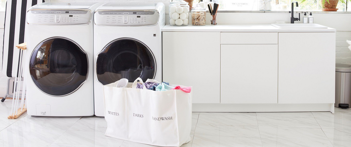 4 tips to organize your laundry room