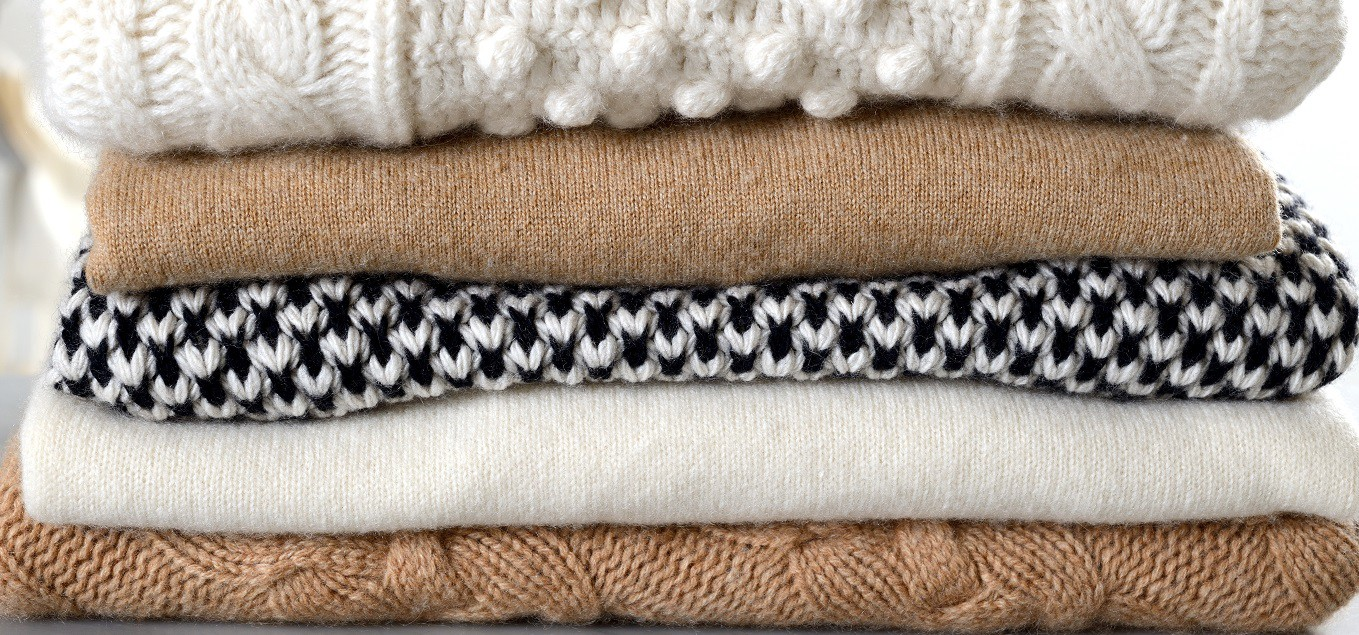 things we love knits