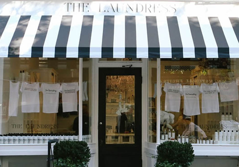 host a private shopping event at the laundress soho!