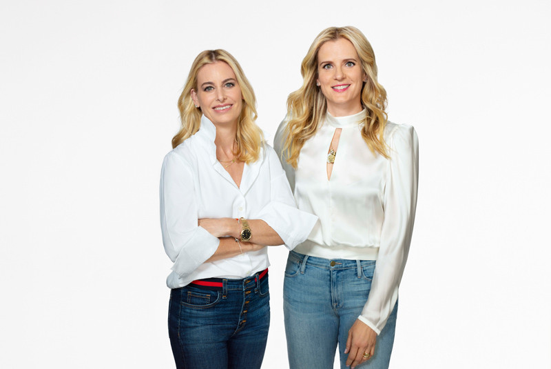 Cofounders Gwen Whiting and Lindsey Boyd
