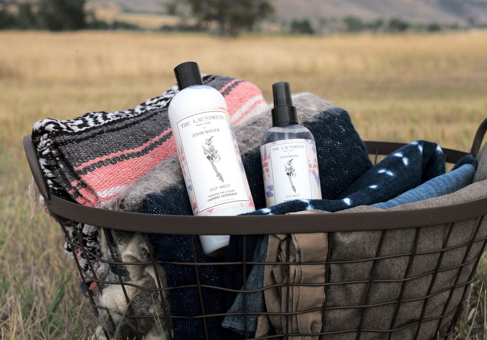 the laundress x john mayer is coming!