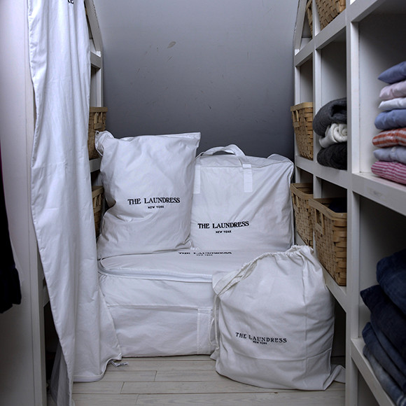 PRODUCT_Cotton Hanging Suit Zip Storage Bag - White_How To_6_IMAGE_01