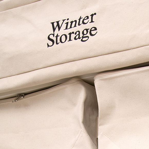 PRODUCT_Cotton Hanging Suit Zip Storage Bag - White_How To_3_IMAGE_01
