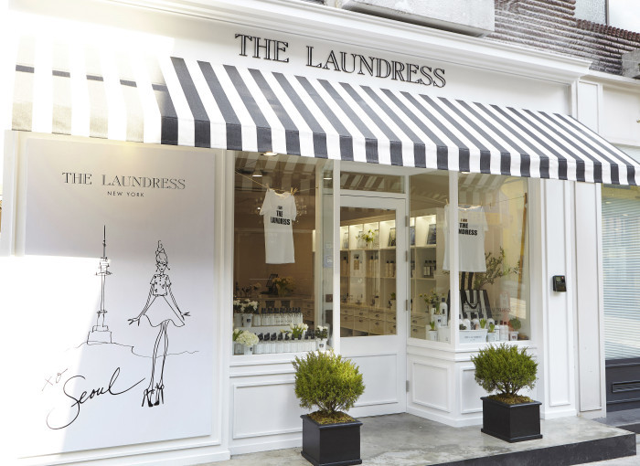 CMSPage The Laundress Seoul Korea Store Opens ONE SIZE IMAGE 01
