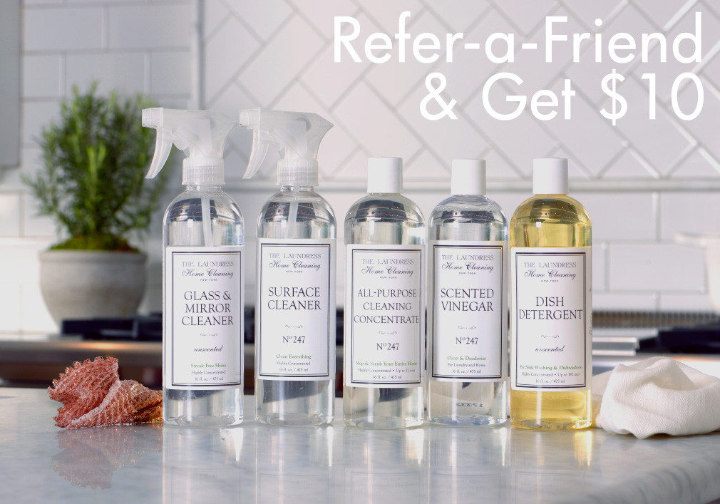 refer a friend and get $10
