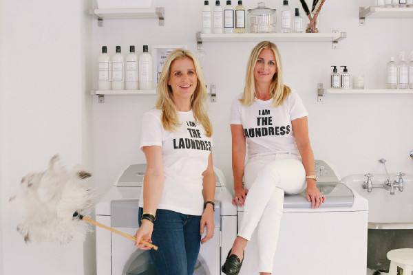 cofounders of the laundress gwen & lindsey