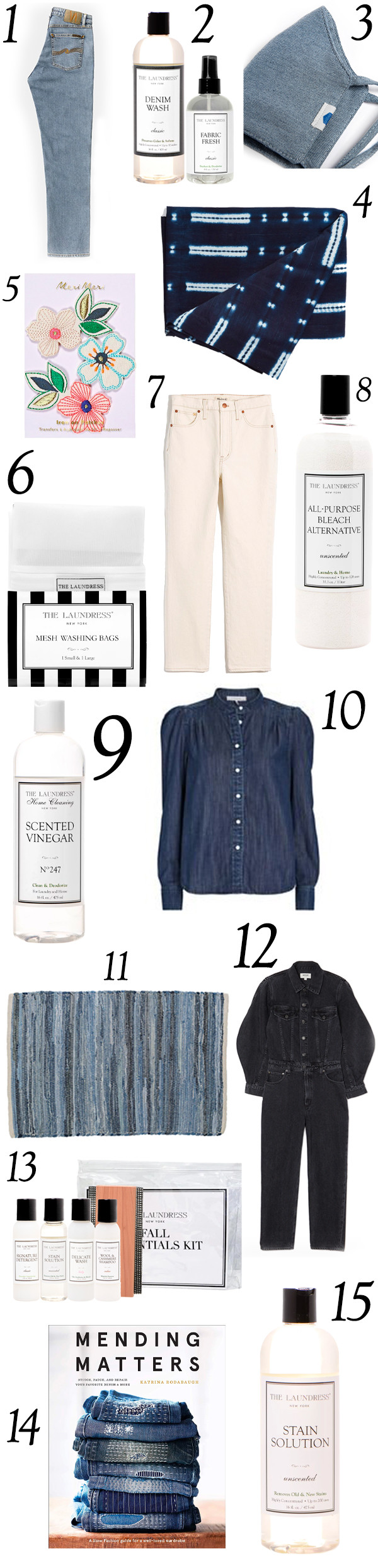 things we love denim