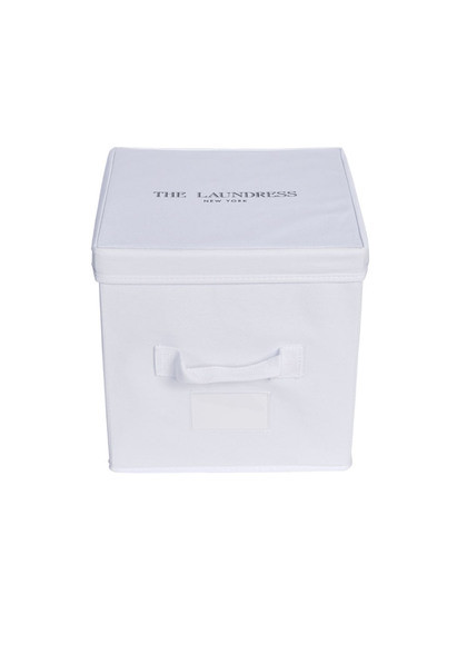 storage cube - white