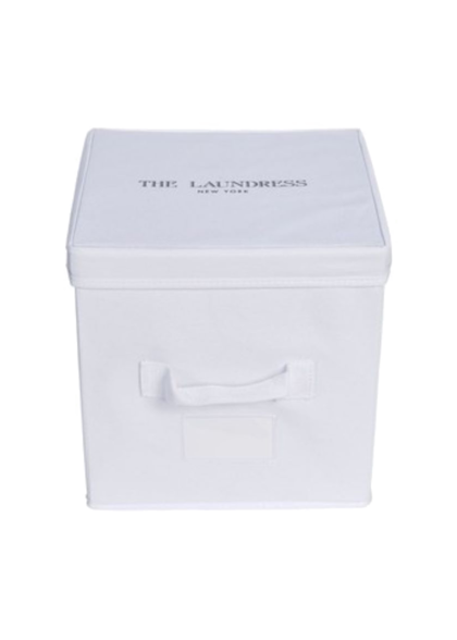 Storage Cube - White by the Laundress