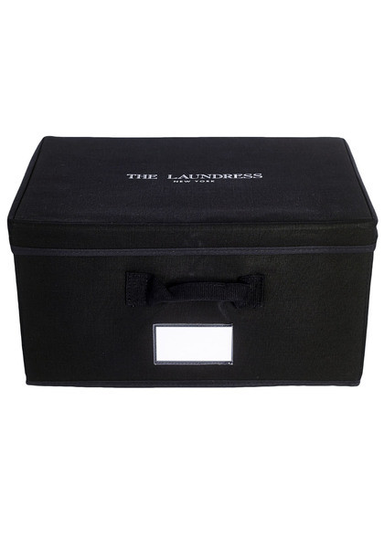 Large Storage Box Black