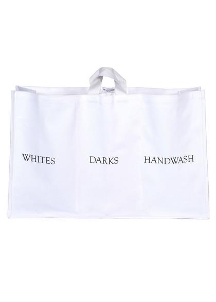 triple sorter - white