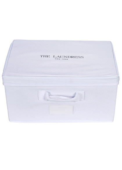 large storage box - white