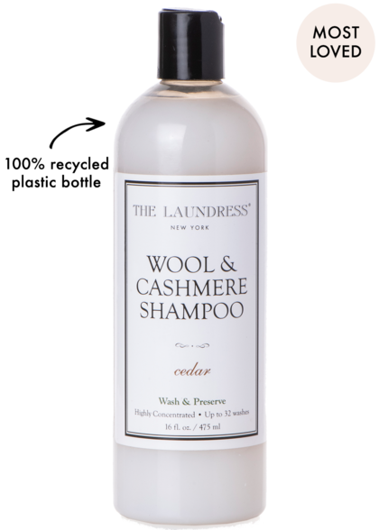 Wool Cashmere Shampoo sixteen fluid ounces
