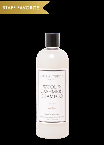 Wool Cashmere Shampoo sixteen fluid ounces