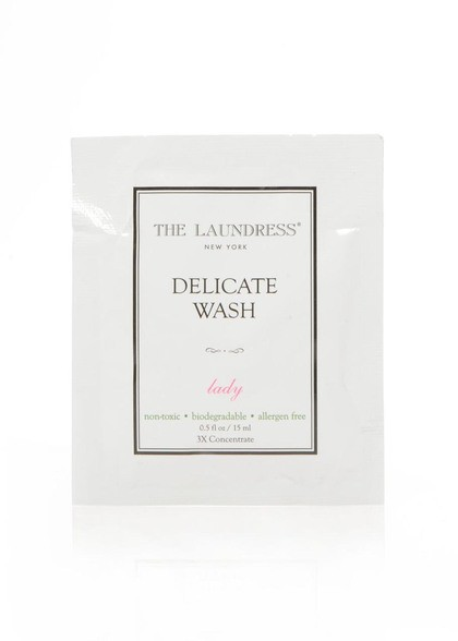 delicate wash packet