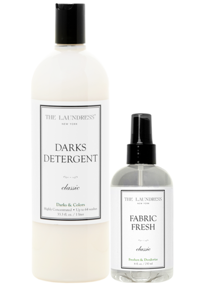 Darks Detergent and Fabric Fresh Duo