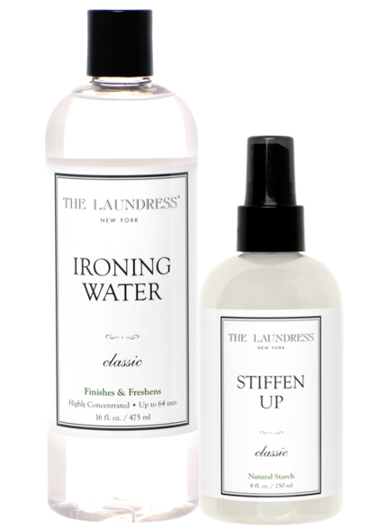 Ironing Water and Stiffen Up Kit