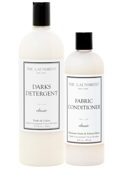 Darks Detergent and Fabric Conditioner Classic Duo