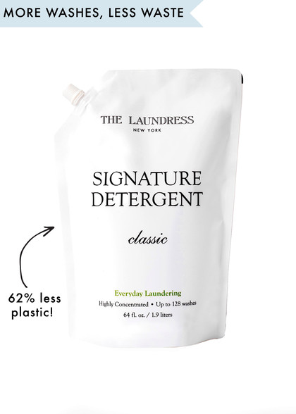 signature detergent refill