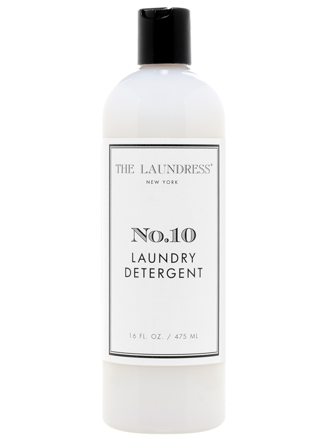 number 10 laundry detergent
