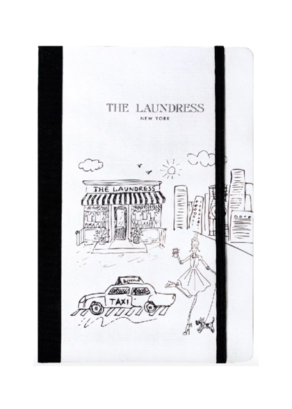 The Laundress Notebook by the Laundress