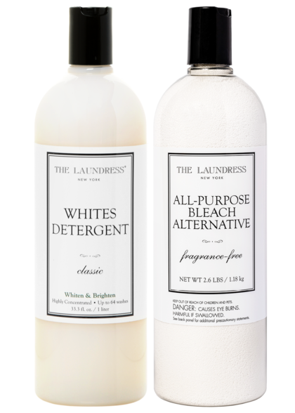 All-Purpose Bleach Alternative & Whites Detergent Duo