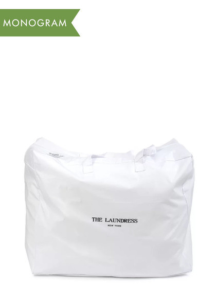 Large Zip Laundry Bag