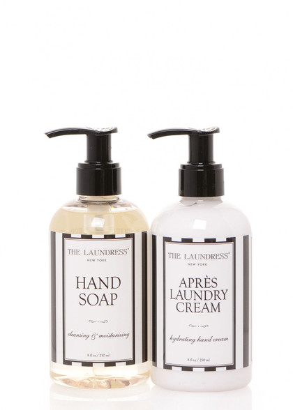 aprés laundry cream & hand soap duo